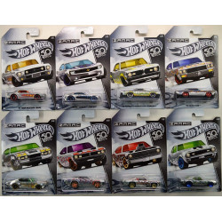 Hot Wheels - 50th Anniversary Zamac Diecast Vehicles - 1 Pack - Assorted