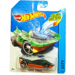 Hot Wheels - Hot Pursuit Purple Passion Color Shifters