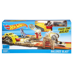 Hot Wheels - Track with Obstacles