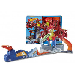 Hot Wheels - Dragon Blast Playset