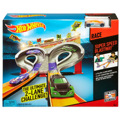 Hot Wheels - Super Speed Blastway Trackset