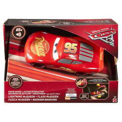 Disney - Cars 3 Flash McQueen Interactive
