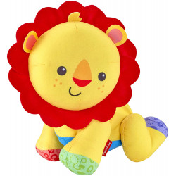 Fisher-Price Baby Toy Crab Fun Lion
