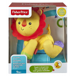 Fisher-Price Baby Toy - Crab Fun Lion