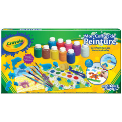 Crayola Painting Case