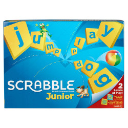 Scrabble Junior Card Game