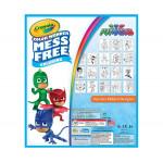 Crayola Color Wonder Mess Free Coloring Pad & Markers, PJ Masks