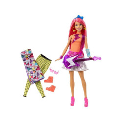 Barbie - and the Rockers Doll and Fashions Giftset