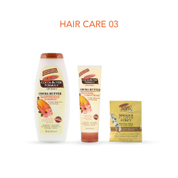 Palmer's Cocoa Hair Care Package Includes Shampoo, Conditioner and Honey Protein Pack