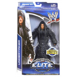 Mattel WWE Elite Collection Series #27 Undertaker Action Figure