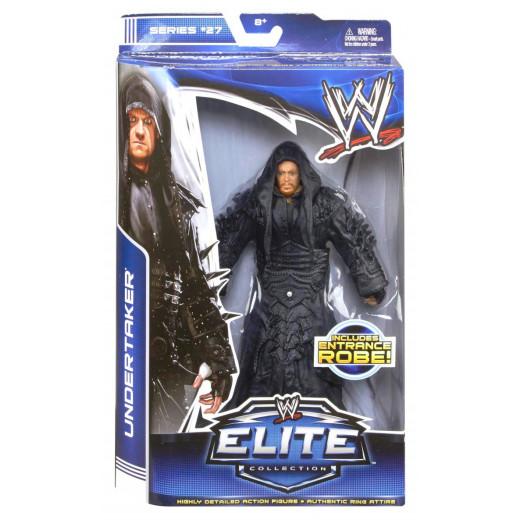 Mattel WWE Elite Collection Series #27 Undertaker Action Figure