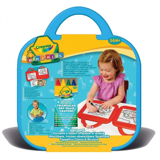 Crayola Mini Kids Dry Erase