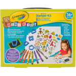 Crayola Mini Kids My First Kit of Stamps