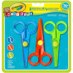 Crayola Mini Kids Scissors