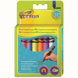 Crayola Washable Crayons 16 Colors