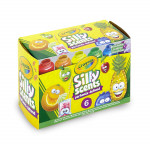 Crayola Silly Scents, Washable Kids Paint, Scented Paint, 6 Count