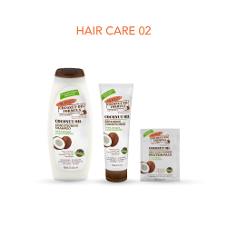 Palmer's Coconut Hair Care Package Includes Shampoo, Conditioner and Protein Pack