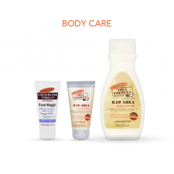 Palmer's Body Care Package Includes Body Lotion, Foot Magic Moisturizer and Hand Cream