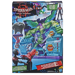 Spider-Man Villain Battle Set Action Figure Playset