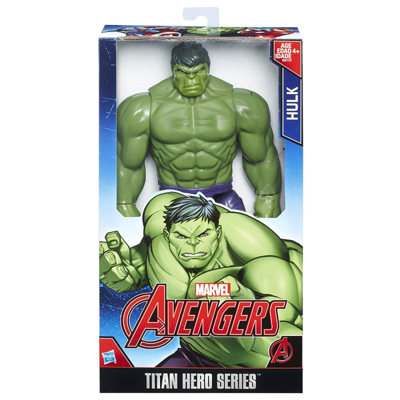 Avengers Infinity Hero Action Figures Hulk 12 Inch | Marvel