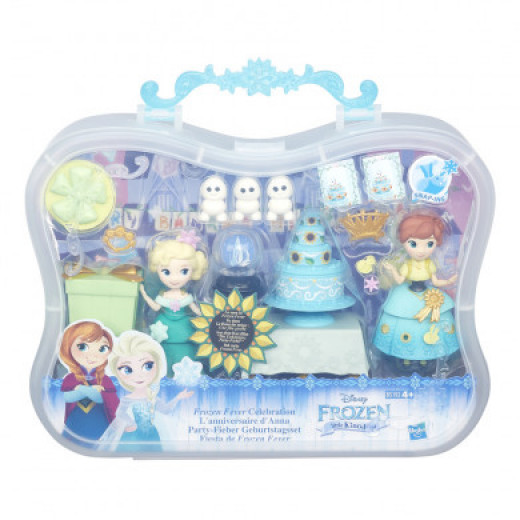 Frozen Small Doll Story Pack