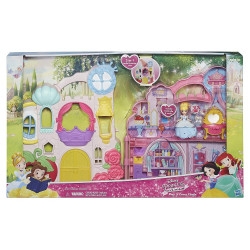 Disney Princess Play 'n Carry Castle Playset