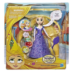 Disney Tangled the Series Musical Lights Rapunzel Doll