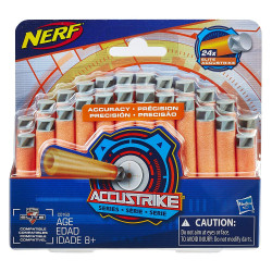 Nerf Official N-Strike Elite AccuStrike Series 24-Dart Refill Pack