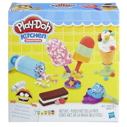 Play-Doh Frozen Treats