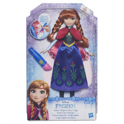 Frozen Color Change Fashion Doll