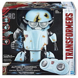 Transformers 5 - RC Autobot Sqweeks