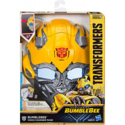 Transformers - Bumblebee Voice Changer Mask AST