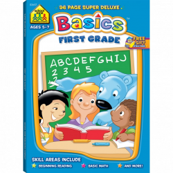 School Zone - First Grade Basics