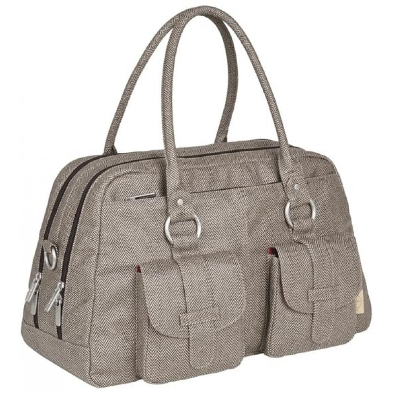 official supplier best place shop Lassig Metro Bag - Twill Choco
