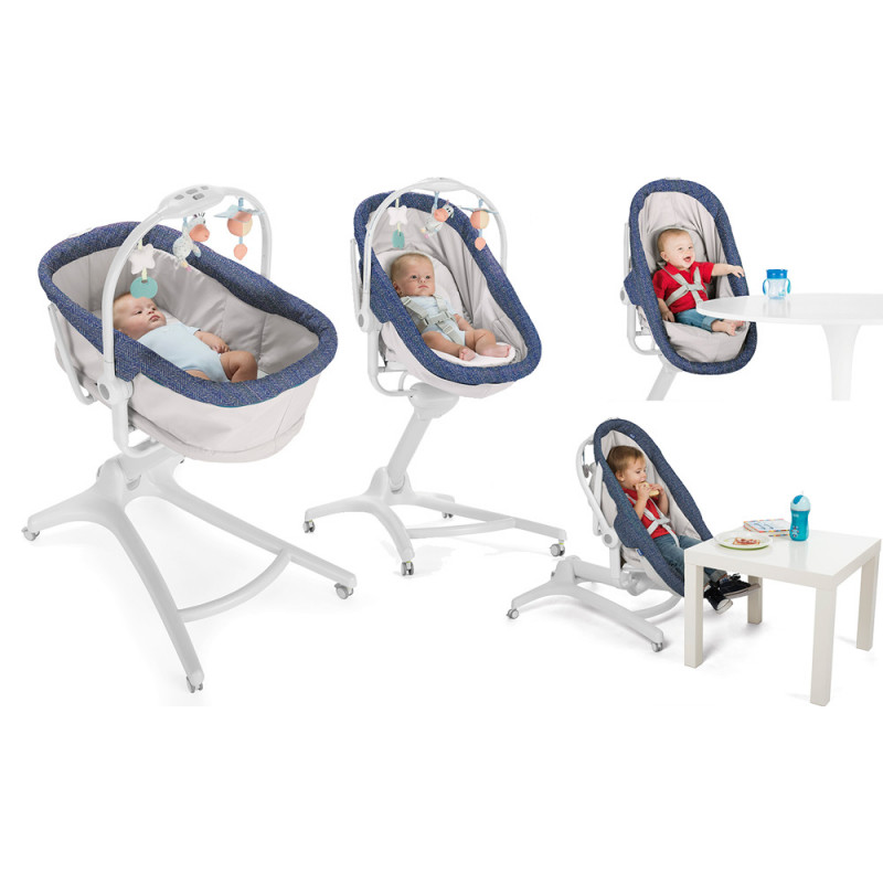 hot sale online 08cd0 61eb9 Chicco Baby Hug 4 in 1 Spectrum | Chicco | Nursery | Beds ...