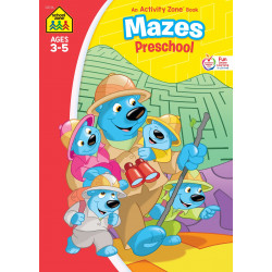 School Zone - Mazes Preschool Activity Zone