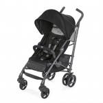 Chicco Pushchair Lite Way Stroller, Jet Black