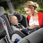 Chicco NextFit IX Convertible Car Seat, Firecracker