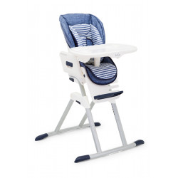 Joie Mimzy 360 High Chair Denim