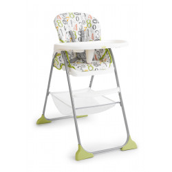 Joie Mimzy Snacker High Chair - 123 Artwork