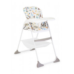 Joie Mimzy Snacker High Chair - Alphabet
