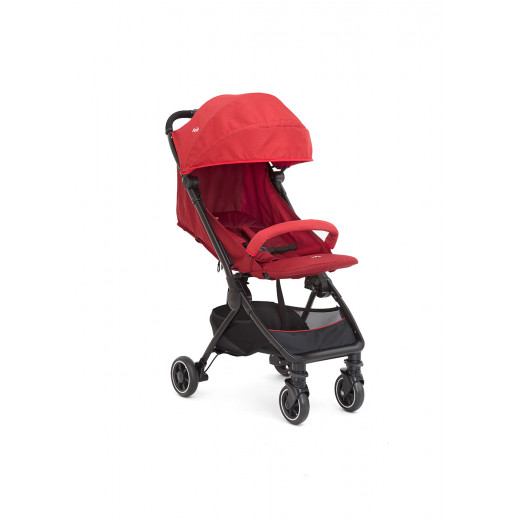 Joie Pact Stroller - Cranberry