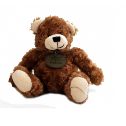 Russ Puddin Teddy, Brown