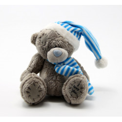 Me to You Winter Teddy, Blue