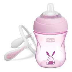 Chicco - Transition Cup +4 months, Pink