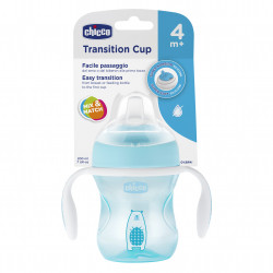 Chicco - Transition Cup +4 months, Boy