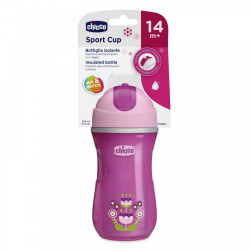 Chicco Sport Cup +14 months, 266 ml, Girl