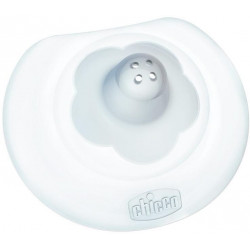 Chicco -Silicone Nipple Shield Large
