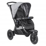 Chicco New Trio Activ3 with Kit Car Grey