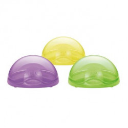 Colored Nuk Star Light + Box Stage One (Green -Purple - yellow)